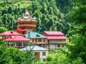 Shungchul Mahadev Of Shangarh