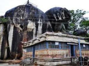 Parashurama Mothers Temple In Chandragutti