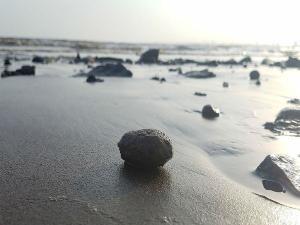 Dumas Haunted Beach In Gujarat