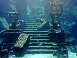 How Mythical City Dwarka Looks Under Water