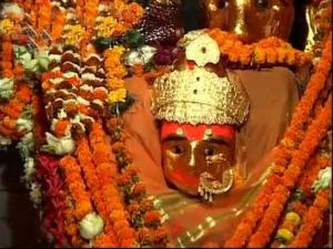 Temple Where Hanuman Is Worshipped In A Female Form