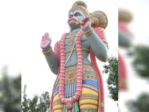 A Place In India Where Worshipping Lord Hanuman Is Considered As An Offence