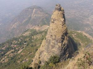 Trek To The Most Dangerous Fort In India