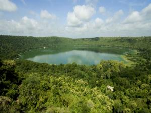 Lonar Crater Lake Is One Of Maharashtra S Best Kept Secrets