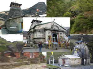 Panch Kedar Temple In Uttarakhand