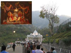 Holy Shrine Vaishno Devi Jammu And Kashmir