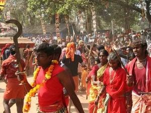 Sree Kurumba Bhagavati Temple Kodungallur