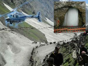Amarnath Tour Packages Helicopter Booking For Amarnath Yatra