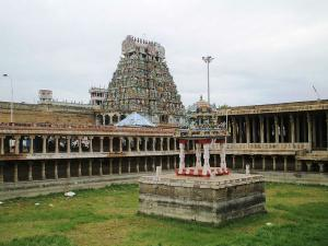 Jambukeswara Shiva Temples Of Tamil Nadu