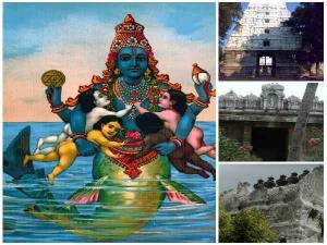 Vedanarayana Swamy Temple Nagalapuram