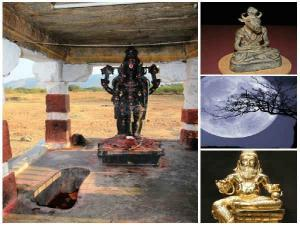 Sri Agastheeswara Temple In Thondavd