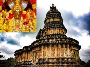 Horanadu Annapoorneshwari Temple Chikmagaluru