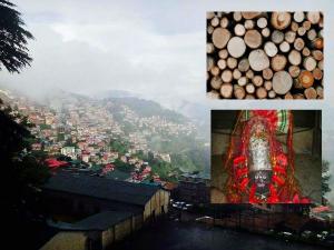 Visit Chudamani Devi Temple In Uttarakhand