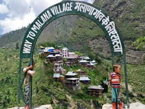Visit The Small Village Of Malana In Himachal Pradesh