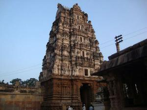 Kodandarama Temple In Andhra Pradesh A Beauty Framed By Two Robbers