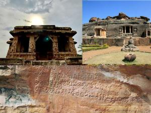 Know About Aihole Cave Temple Karnataka