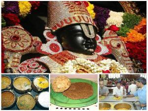 Facts About Tirumala Prasadam