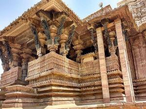 Visit Once Ramappa Temple In Telangana