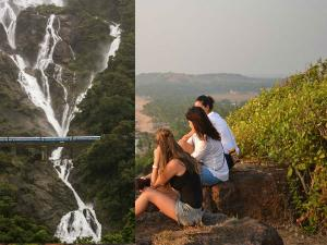 Where To Go And How To Go Goa In This Monsoon