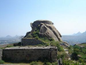 Madhugiri Hill Second Largest Monolith In Asia