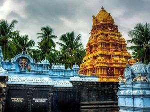 Must Visit 2 Shiva Temples In Andhra Pradesh
