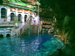 Bheemkund Mysterious Water Tank In Madhya Pradesh Indian Mythology