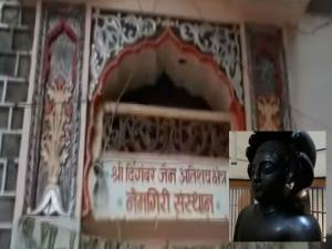 Nemagiri Parshwanath Statue In Jain Temple In Jintur History Timings And How To Reach