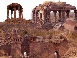 Timan Garh Fort In Rajasthan Know Its History And Visiting Detais