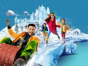 Adlabs Imagica Theme Water Park Mumbai Attractions