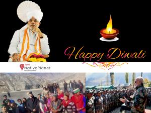 Narendra Modi Diwali Celebration Kedarnath Uttarakhand