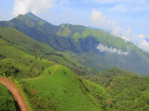 Kavikal Gandi Beautiful View Point Chikmagaluru
