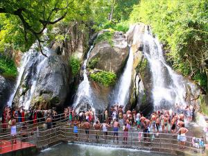 Five Falls Tenkasi Attractions Timings How Reach