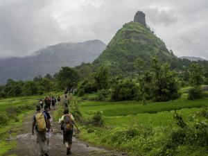 Kothligad Hill Fort Maharashtra Trekking Attractions How