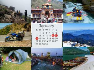 Places Visit Uttarakhand 3 Days Weekend