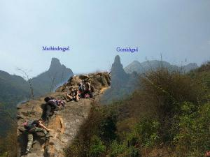 Gorakhgad Cave Maharashtra Attractions Trekking How Reach