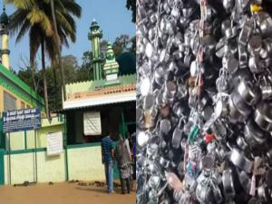Hindu Muslim Temple At Hanagere Attractions How Reach