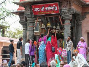 Harisiddhi Temple Ujjain Madhya Pradesh History How Reach