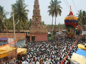 Huchuraya Swamy Temple Shikaripura History Timings How Rea