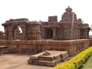 Mallikarjuna Temple Pattadakal History Timings How Reach