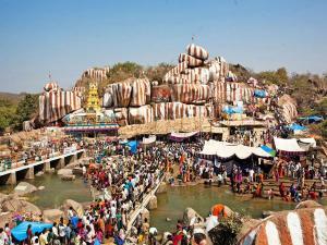Sri Edupayala Vana Durga Bhavani Temple History How Reach