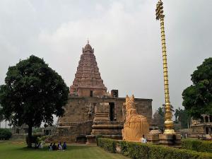 Sri Brihadeeswara Temple Gangaikonda Cholapuram History How