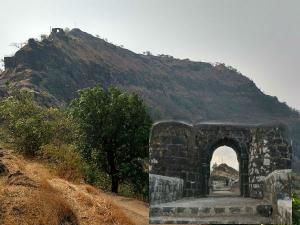 Rasalgad Fort Trekking Maharashtra Attractions How Reach