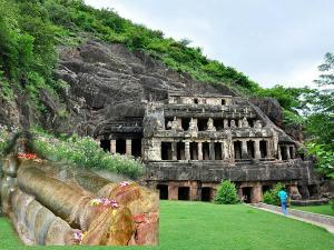 Undavalli Caves Vijayawada History Attractions How Reach