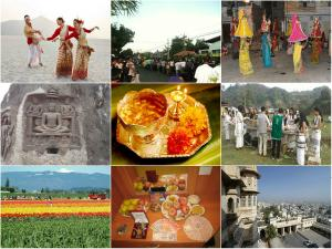 Fairs And Festivals In India In April
