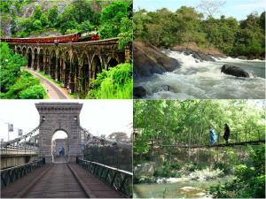 Punalur Kollam Attractions And How To Reach