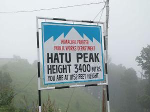 Hatu Peak Shimla Attractions And How To Reach