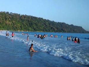Radhanagar Beach Andaman Attractions And How To Reach