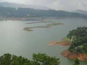 Ward S Lake Shillong Attractions And How To Reach