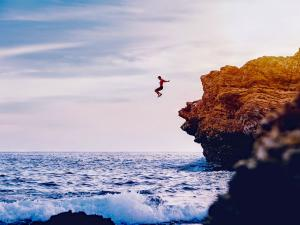 Cliff Diving In India Best Places To Cliff Dive