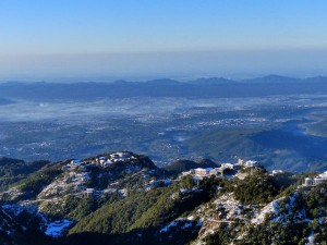 Mussoorie Hill Station The Eye Catching Beauty